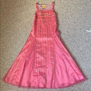 Girls formal dress from Disney